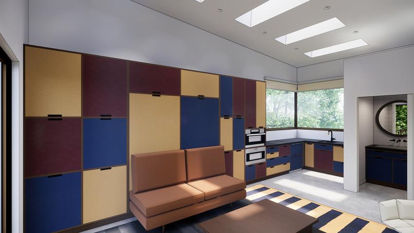 The Garage - Studio Apartment