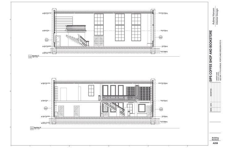 Building Sections C & D