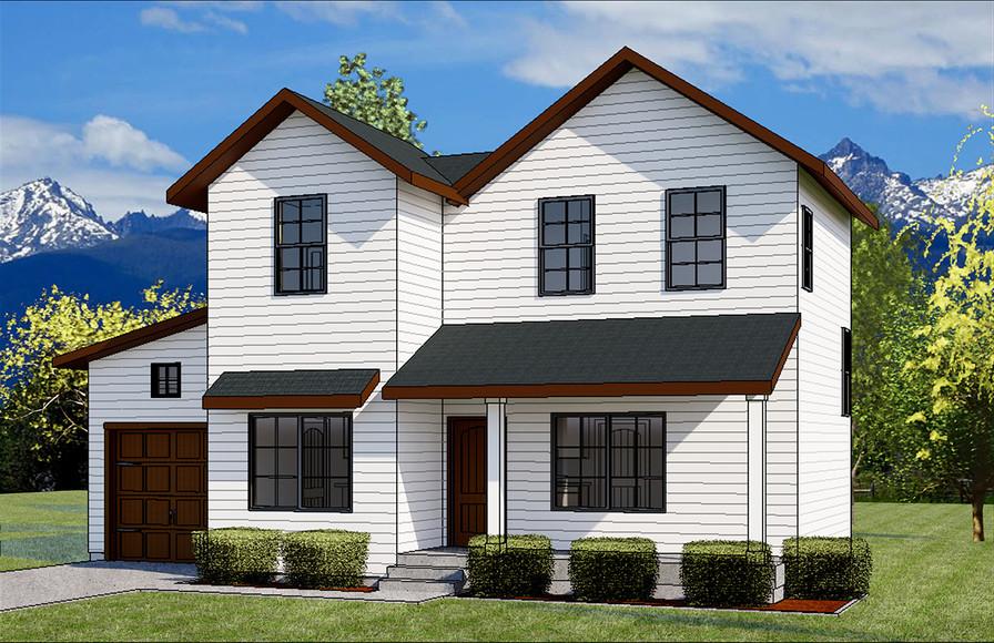 Roosevelt Home Rendering