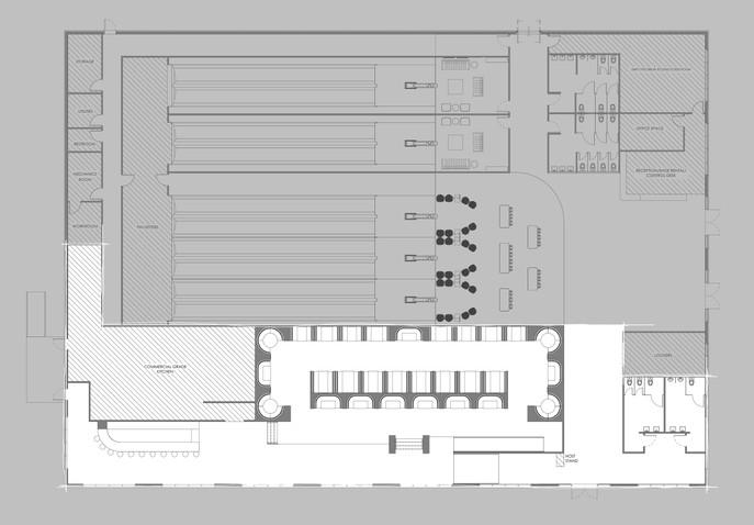 Restaurant Floorplan