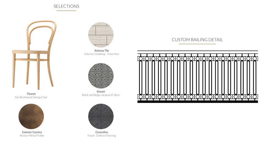 Outdoor Patio Selections