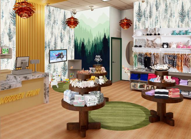 Retail Interior 1