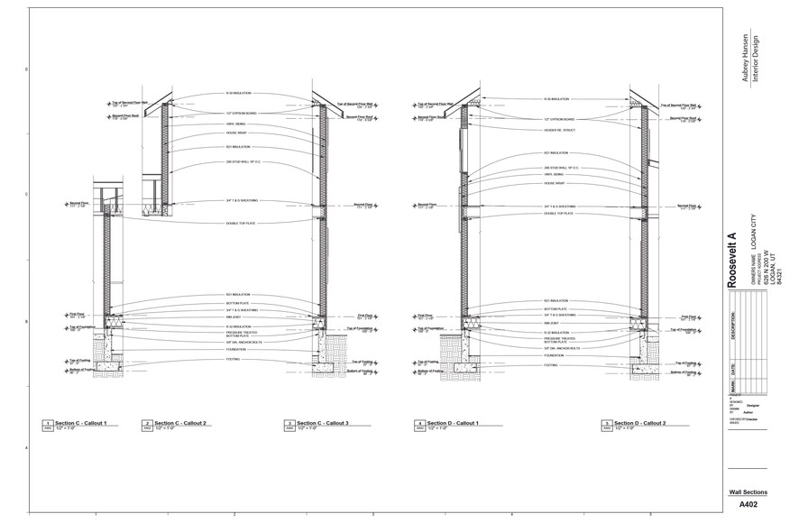 Wall Sections 2