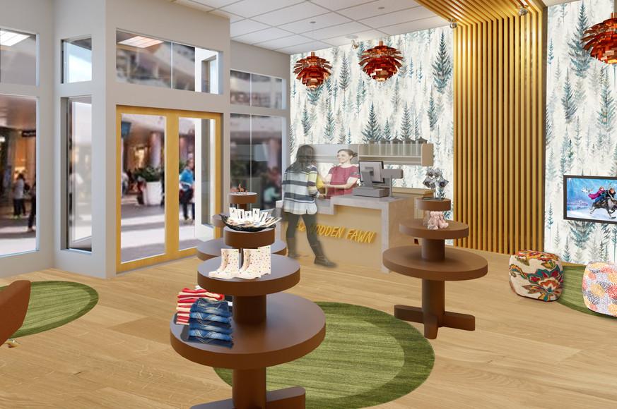 Retail Interior 2