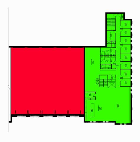 Second Floor Safety Plan