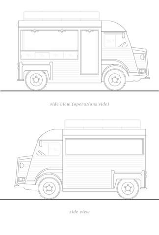 Truck - Side Views