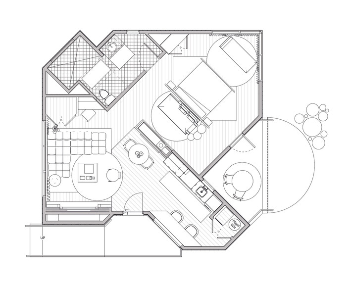 Ain't No Sunshine Floor Plan