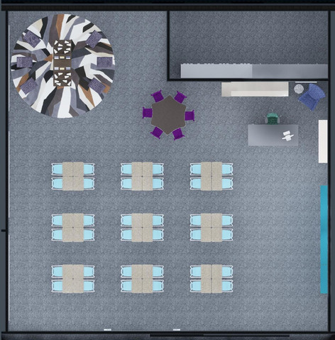 6th Grade Floor Plan