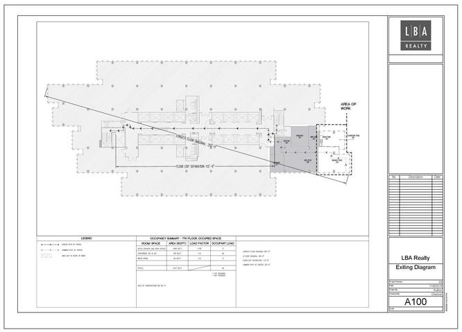Exiting Diagram