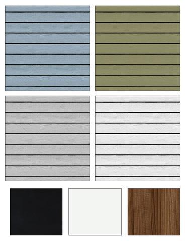 Exterior Materials Options