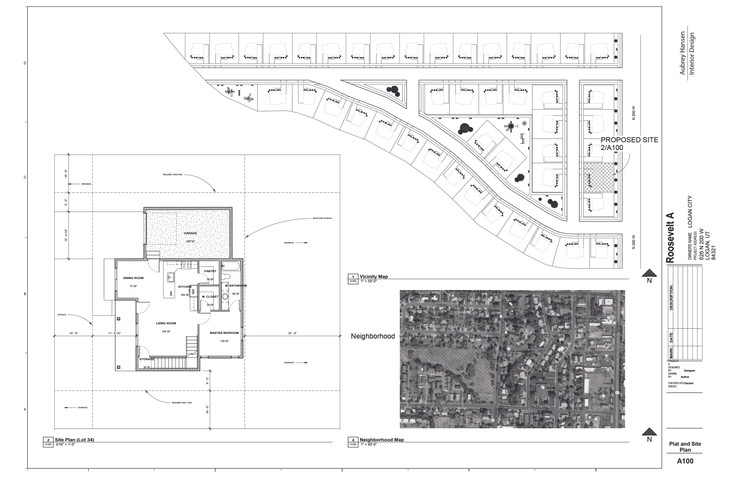 Plat and Site Plan