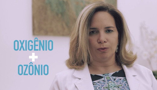 Dra. Emilia Serra fala sobre a Ozonioterapia