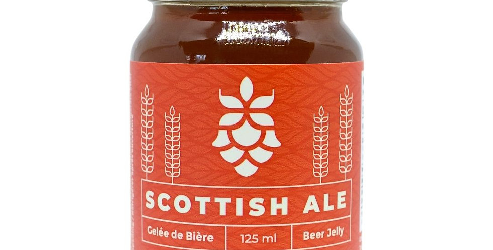 Scottish Ale Beer Jelly (12 x 125 ML)