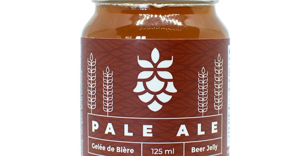 Pale Ale Beer Jelly (12 x 125 ML)