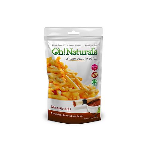 Sweet Potato Fries (BBQ) (12 x 80 GM)