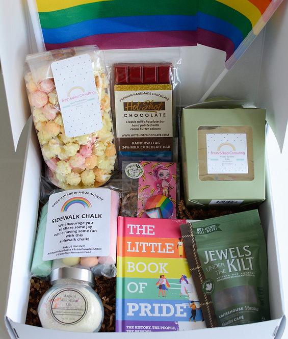 Pride Parade In-A-Box