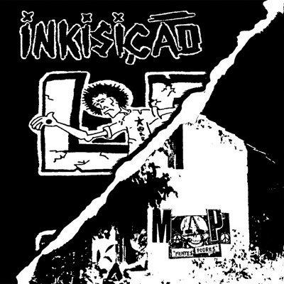 CUM 014 INKISIÇÃO & MENTES PODRES Split CD