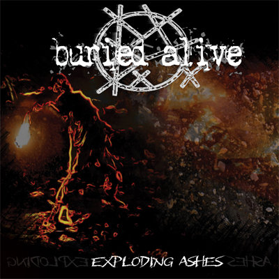 CUM 007 BURIED ALIVE Exploding Ashes CD