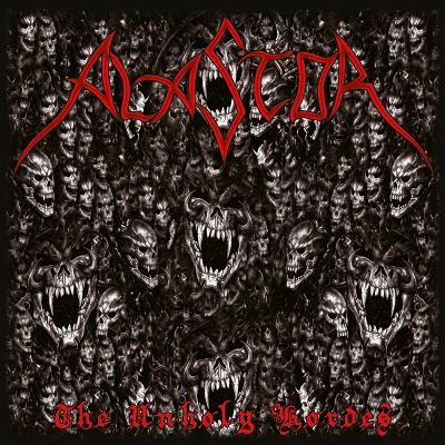 CUM 047 ALASTOR The Unholy Hordes CD