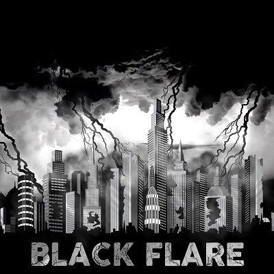 CUM 046 BLACK FLARE Black Flare CD