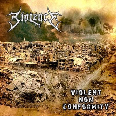 CUM 016 BIOLENCE Violent Non Conformity CD