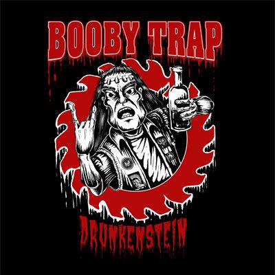 CUM 018 BOOBY TRAP Drunkenstein CD Digipak