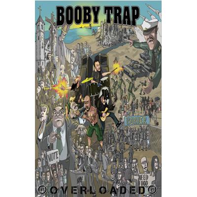 CUM 010 BOOBY TRAP Overloaded Cassette