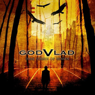 CUM 009 GODVLAD Dark Streets Of Heaven CD