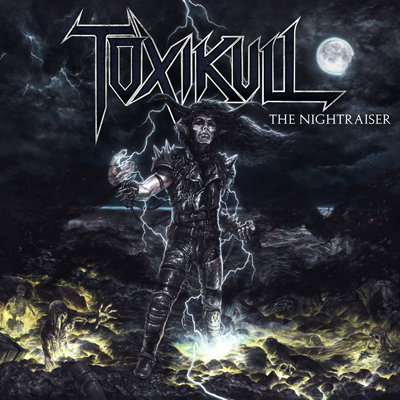 CUM 021 TOXIKULL The Nightraiser LP