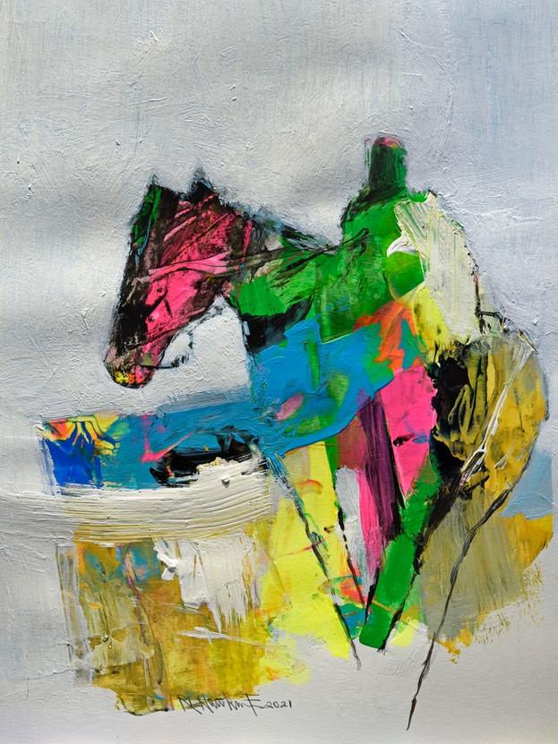 ELECTRIC HORSEMAN / LEMONADE