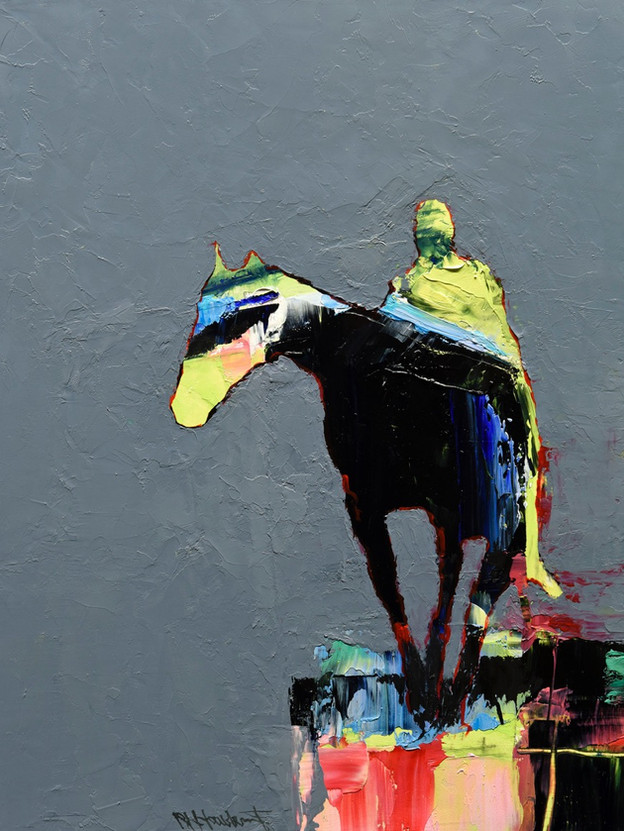 ELECTRIC HORSEMAN - YELLOW