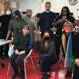 Putney Rotary creates Gift Boxes with Roehampton BASE