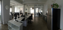 NY Office Dec 2015 - Panorama Open Plan