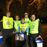 Rotary Club of Putney raises money at the Battersea Fireworks Display