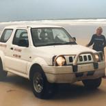 4x4 Fraser Island, Australia