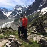 Mer de Glace Hiking Chamonix, France