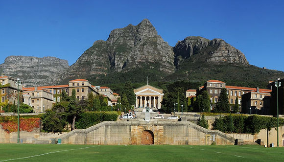 Louise McCance-Price attended the University of Cape Town, South Africa