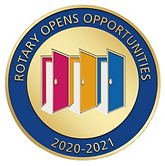 Rotary Opens Opportunities Theme 2020-2021