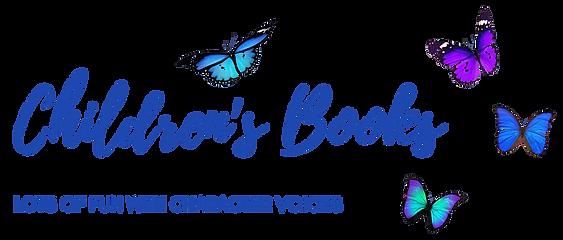 International Voice Actor Louise McCance-Price narrates Children's Books