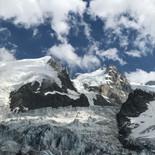 Les Bossons Glacier The Alps, France