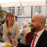 Putney Rotary Presidents Handover Lunch at Le Gothique