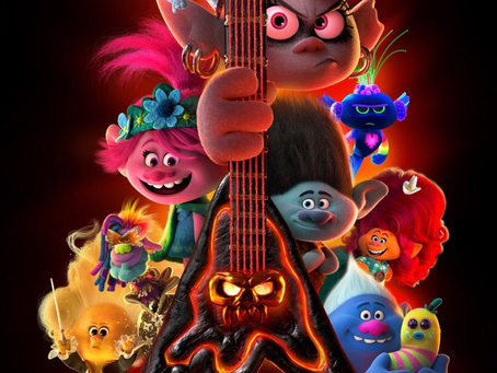 TROLLS WORLD TOUR – In Theaters April 17, 2020