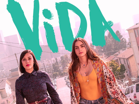 "STARZ RELEASES SEASON TWO KEY ART FOR THE CRITICALLY ACCLAIMED SERIES ""VIDA"""