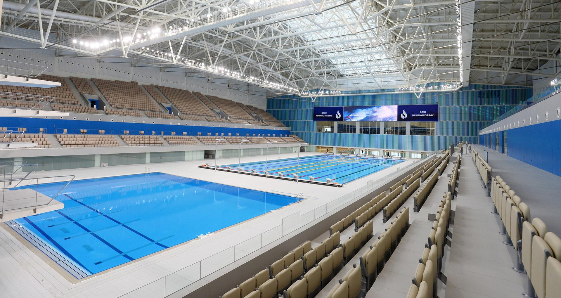 Baku Aquatic Palace