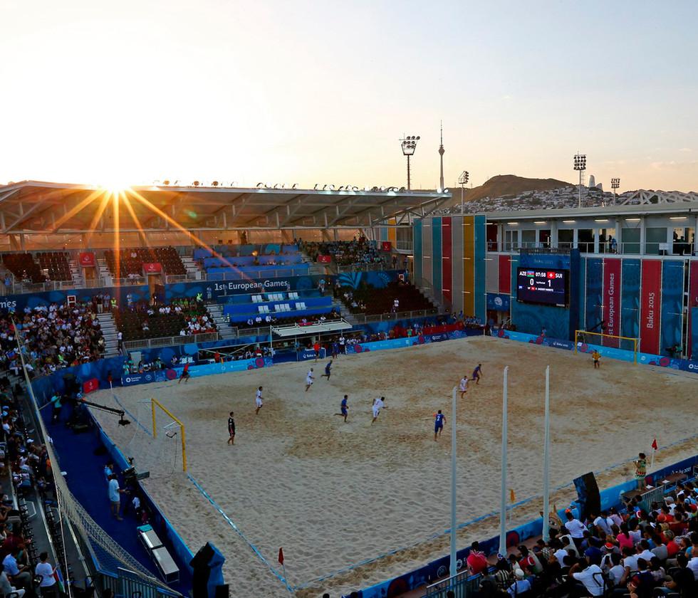 Baku 2015 - European Games Park
