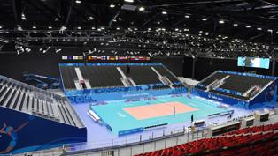 Baku 2015 - Crystal Hall Arena