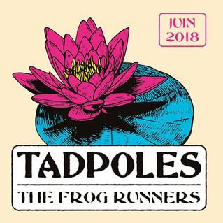 The Frog Runners ont sorti leur premier EP!