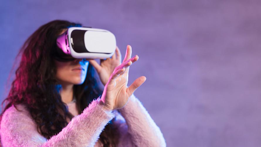 Olfactory virtual reality (OVR)