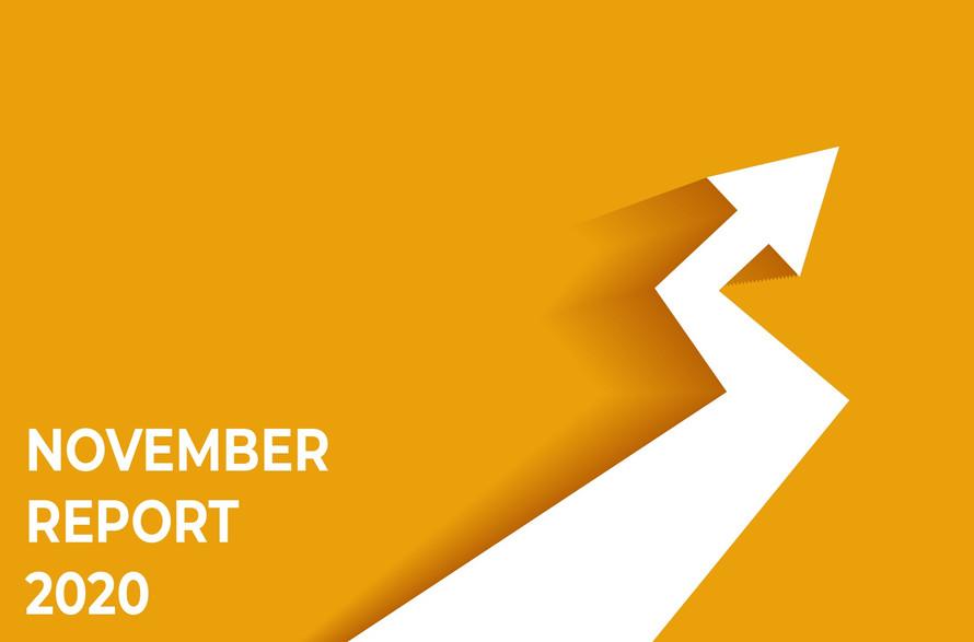 November Report  2020: AR/VR
