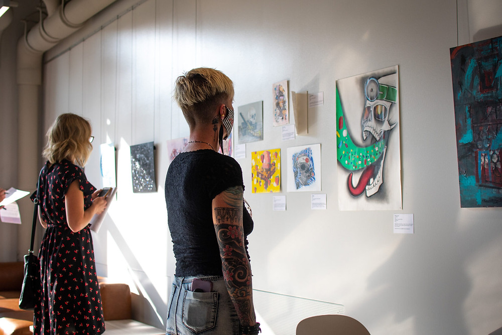 Exhibition at DU showcases art made by incarcerated people.